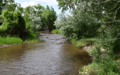 Cucharas River Ranch – Senior Water Rights!
