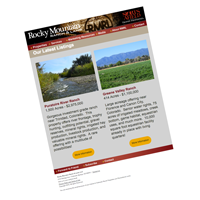 Rocky Mountain Ranch & Land Newsletter