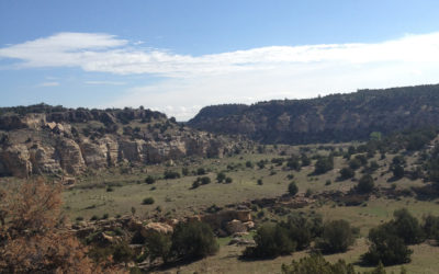 Cucharas Canyon Ranch – Adjoins BLM!