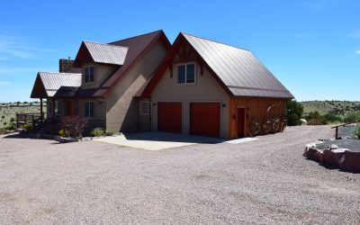 Lazy H Ranch – Custom Home and Horse Barn