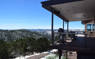 Binckley Gulch Overlook Custom Mountain Home