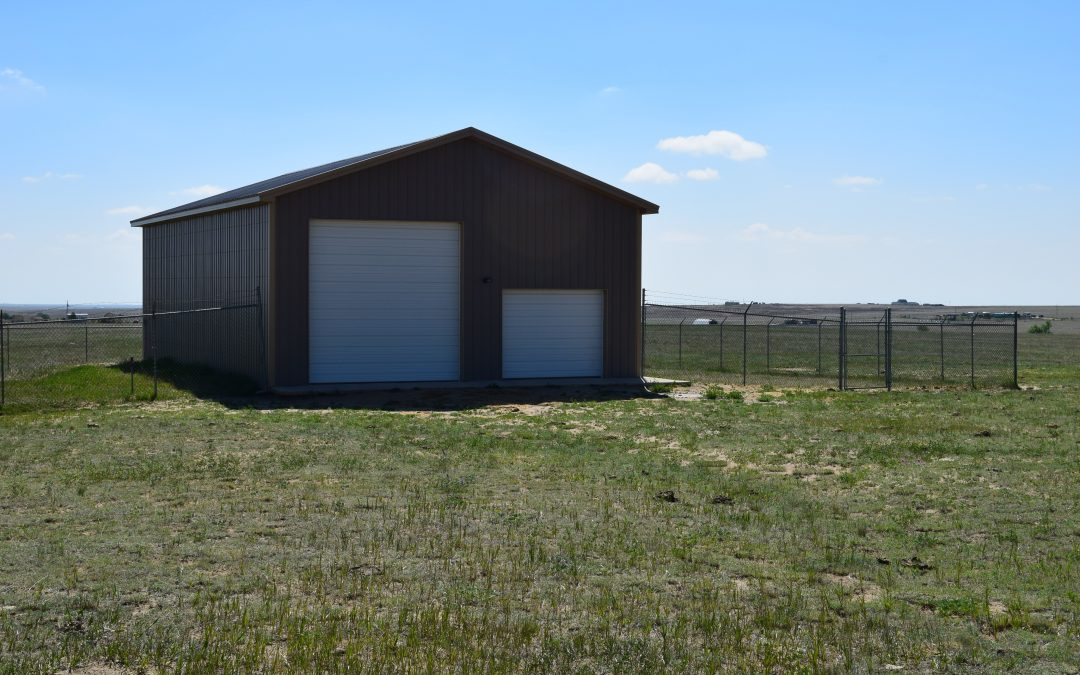 High Prairie 160 & Barn – SOLD