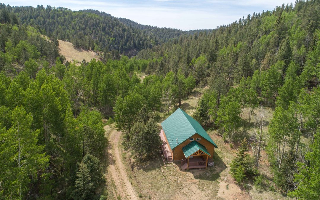 Phantom Canyon High Country Cabin