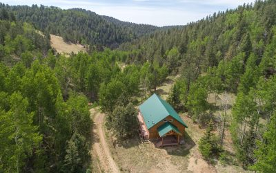 Phantom Canyon High Country Cabin