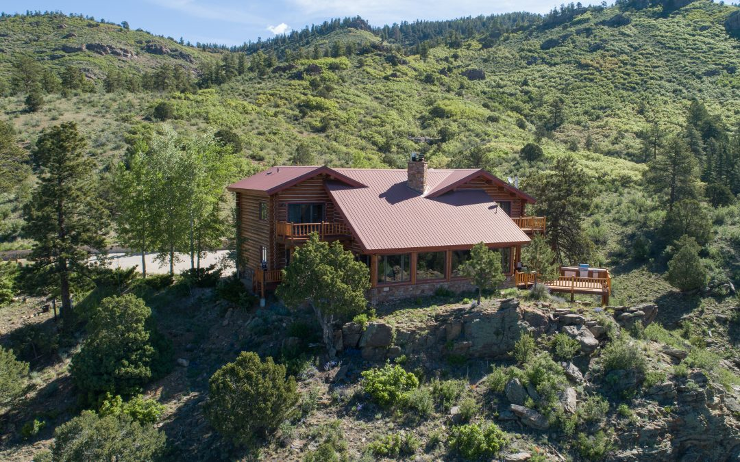 New Listing – Bear Ridge Ranch, Westcliffe, CO