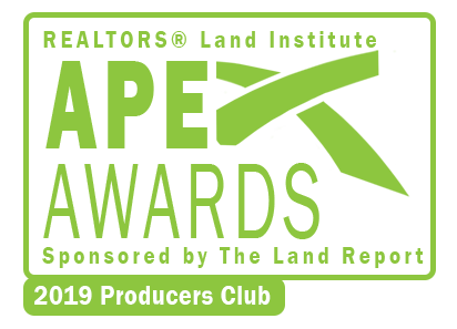 Jeff Switzer Recognized for 2019 APEX Producers Club